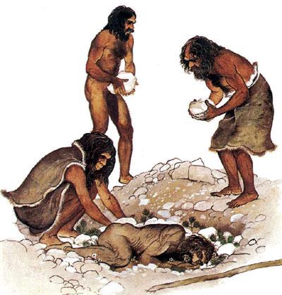 人子动物做爱_8万年前穴居人[组图]