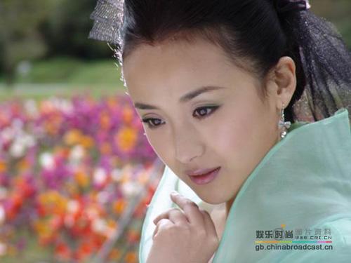 黄晓明刘亦菲版《神雕侠侣》图片