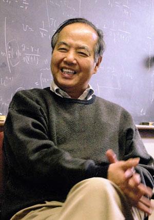 李政道(资料图)   南海网9月6日消息:华裔诺贝尔奖得主李政...