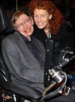 霍金和他的妻子_现在霍金快乐