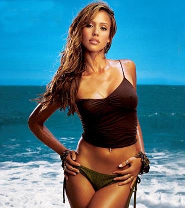 美国媒体评选世界十大美女