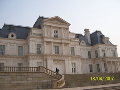 相聚北京拉斐特城堡 领略法国城堡文化