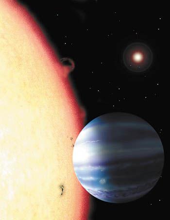 神奇美丽的宇宙:行星之最面面观[组图]--南海网