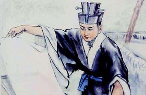 """中国造纸术发明人蔡伦获""""史上最佳发明家"""""""