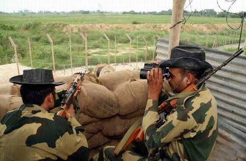 中印边界对峙