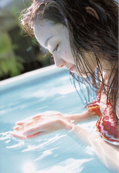 加藤美佳阳光比基尼性感写真集--南海网