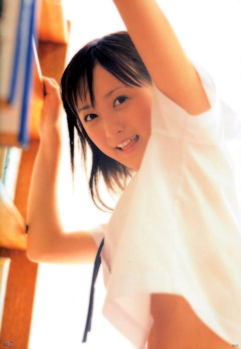 少女漏b艺术_小松彩夏写真图片选(25); 清纯美少女小松彩夏; 小松彩夏清凉写真出水