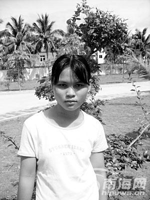 亚救助站收留一聋哑女孩 盼望其家属快来认领