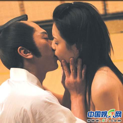 日本av女忧色播电影_tv大作《大奥》红遍亚洲 日本竟拍出淫乱av版