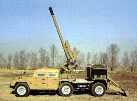 炮�_中国新型车载榴弹炮定型 远程打击精度大增