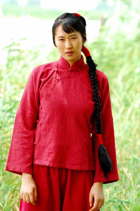《小英雄雨来》紧张制作中 夏侯琪誉扮演童养媳