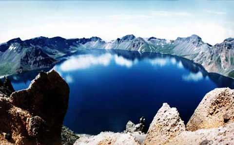 吉林省长白山天池风景区 资料图