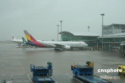 该公司三亚飞往深圳的cz6757航班于今天早上七点半从