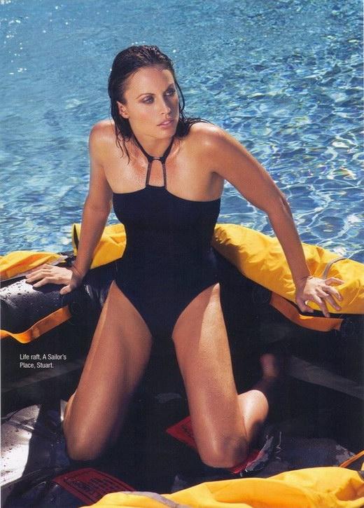 人体艺术美女裸体照片_性感尤物 菲尔普斯绯闻女友裸体写真[组图]