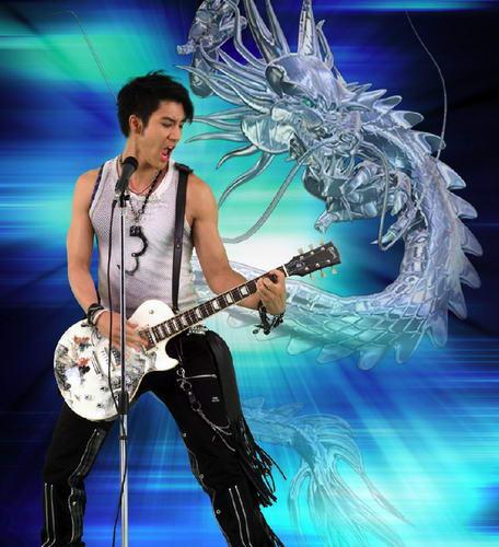 吉他与琵琶