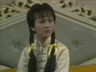 赵雅芝演绎的冯程程是很多人眼中真正的大家闺秀