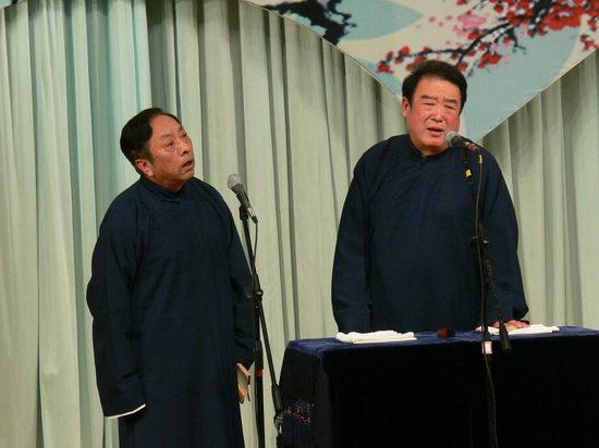 李金斗广发英雄帖 相声名家汇聚传统文化演出季