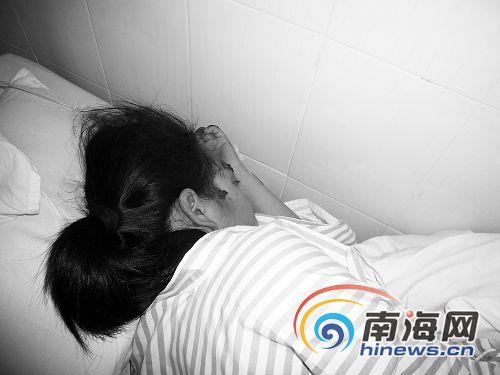 少女还原昌江精神遭强暴案案中案揪洁癖[图]女生有警方色狼的性格图片