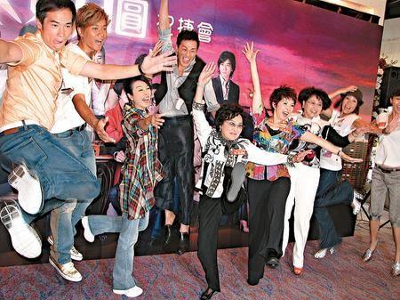 TVB台庆节目单曝光 绯闻情侣被摆上桌