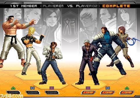 格斗之王2002终极之战 发售日确定