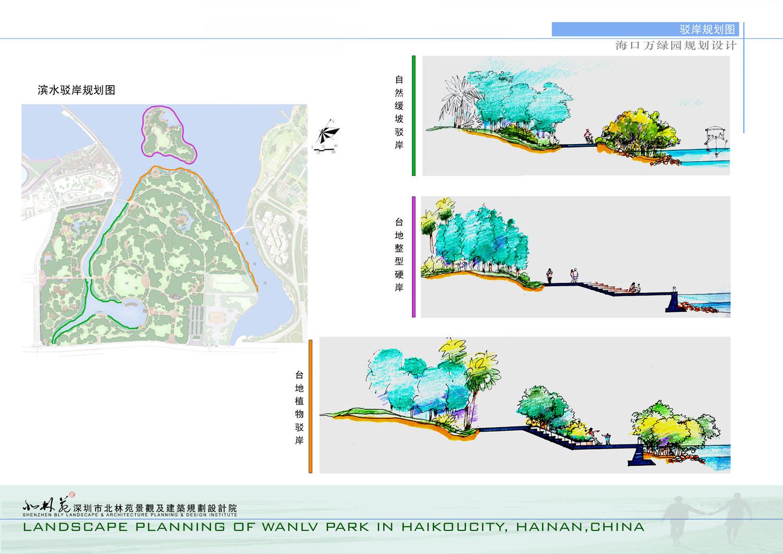 海口市万绿园规划设计方案公示