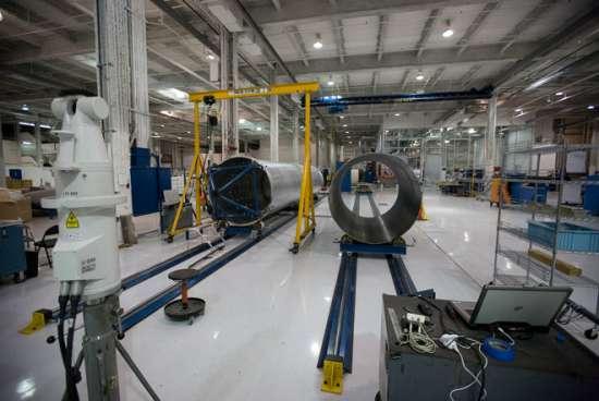 高强度轻质铝锂合金材料,内部结构设计严格.