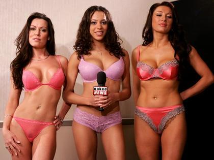盘点世界各地裸体美女主播组图