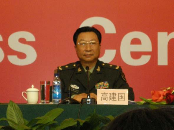 高建国简历_阅兵联合指挥部办公室常务副主任高建国少将