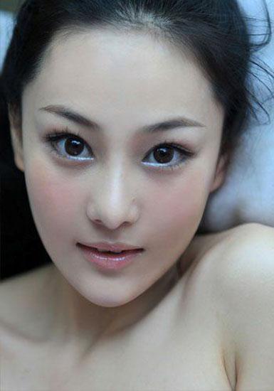 谁是中国第1人体艺术美女图