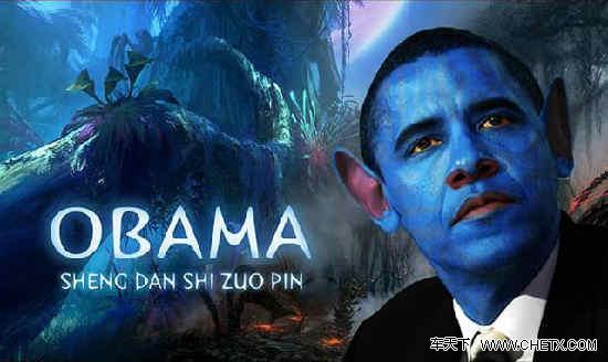 奥巴马 图片