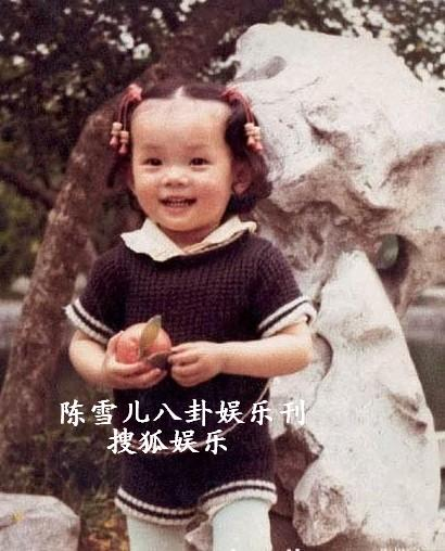 孙俪漂亮妈妈_孙俪童年照片首曝光_南海网新闻中心