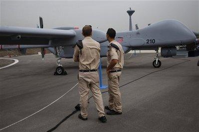 无人机会展Orbiter无人机现身以色列国土保险和收集能展