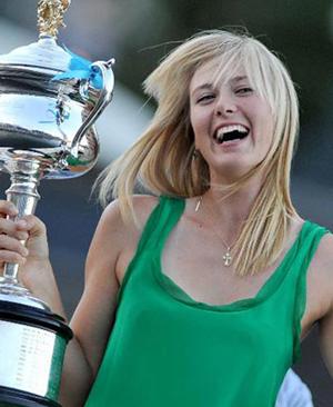 世界网球十最感女运动员