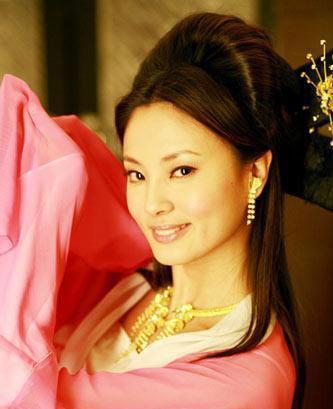 央视主持人刘芳菲写真 时尚现代俏丽佳人