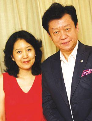 盛中国和妻子濑田裕子