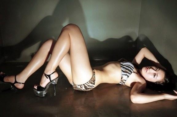 上海女模特徐莹