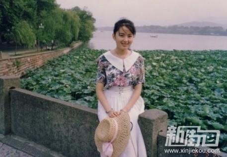 西湖最美女子殷姗 远嫁日本结婚生子图