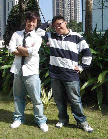 网易娱乐6月13日报 20岁的郝劭文,和小时候一样还是圆滚滚,胖得很可爱