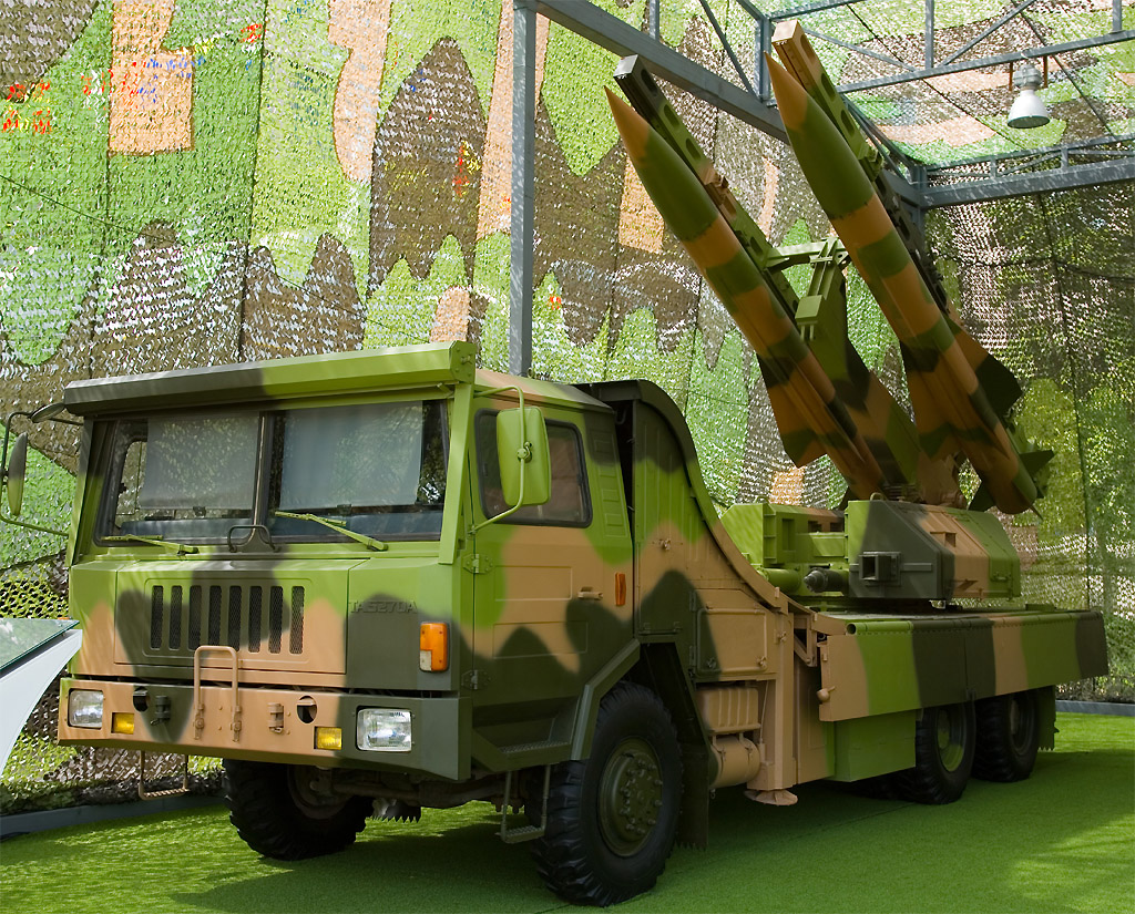 英媒详解我军HQ-12地空导弹系统[组图]_南海网新闻中心