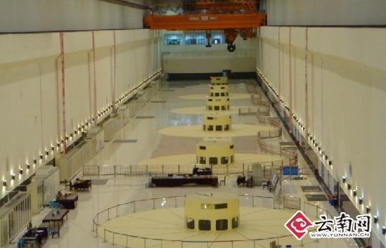 中国动态 正文    水电十四局有限公司承担电站全部机电安装施工.