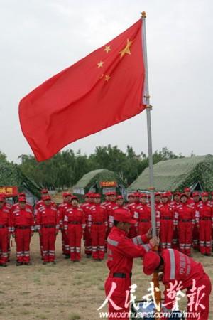 中国国际救援队流动医院在巴基斯坦特达开诊_南海网