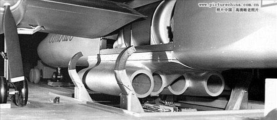 组图:冷战时期美制核动力飞机