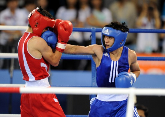 李小龙拳击比赛视频