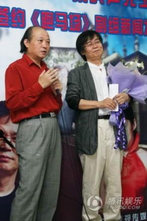 张娜拉与父亲签约《跑马场》