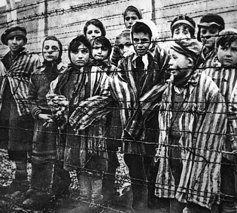 纳粹为什么要杀犹太人