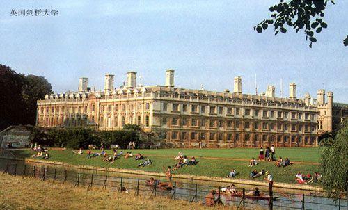 英國劍橋大學首次擊敗美國哈佛大學,成為全球排名第1的最高學府.