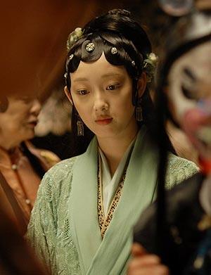 妹妹 胥渡/《新版红楼梦》——林黛玉——蒋梦婕