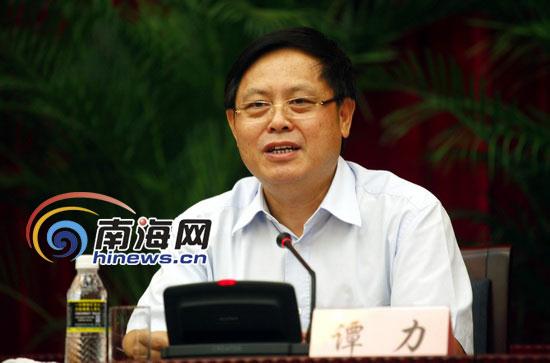 海南庆祝教师节暨表彰大会10日举行 谭力出席