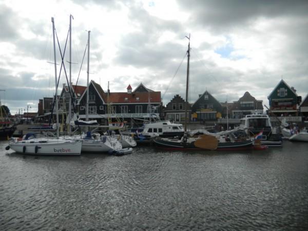 荷兰乡村小镇的低碳和环保值得推介(原创)