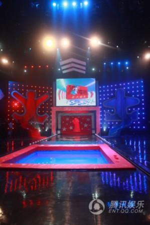 《墙来啦!》登陆中国 炫丽舞台呈现视觉盛宴